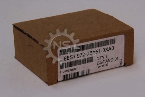 6ES7972-0BA51-0XA0