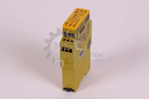 PNOZ X1 24VAC/DC 3N/O 1N/C